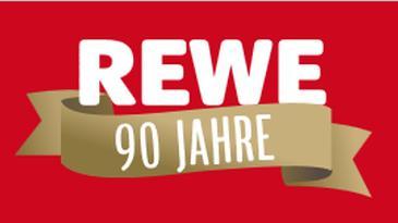 Rewe Gewinnspiel 90 Jahre
