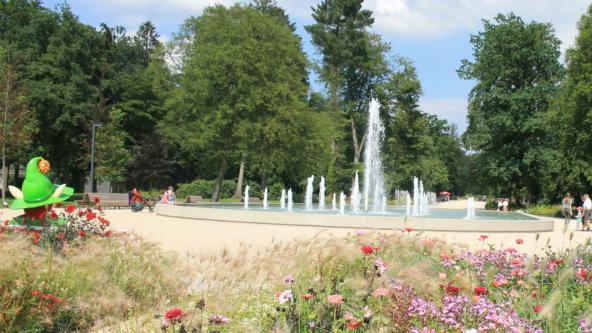 Gartenschau Bad Lippspringe