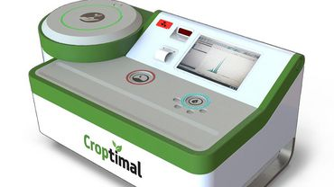 FRUIT LOGISTICA INNOVATION AWARD 2018 - Croptimal: In-field Laboratory For Agricultural Testing.