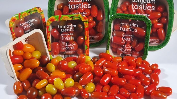 tamatim tasties und tamatim treats. Bild: © TFC Middle East.