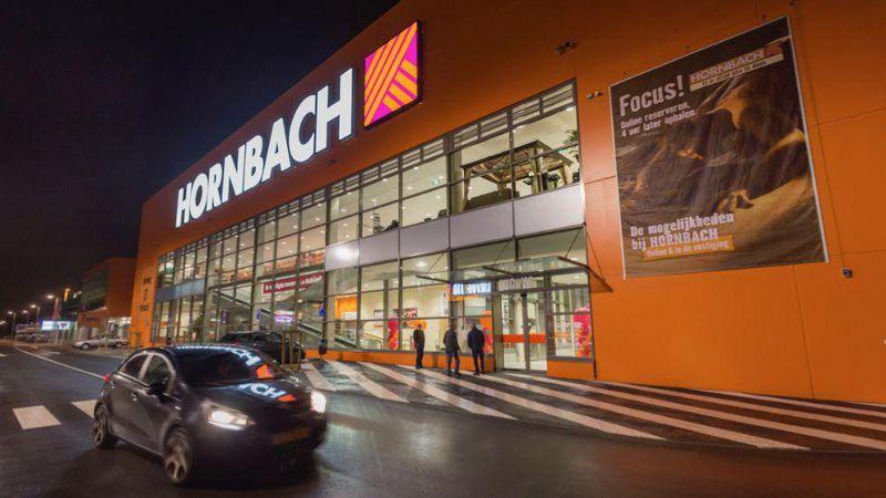 Filialen Hornbach Deutschland