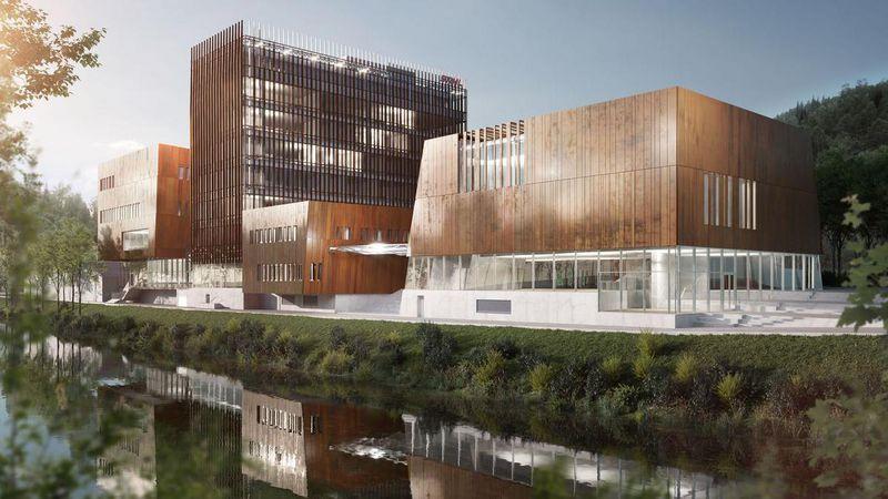 Stihl investiert ber 100 mio euro in neubauten - Bfk architekten ...
