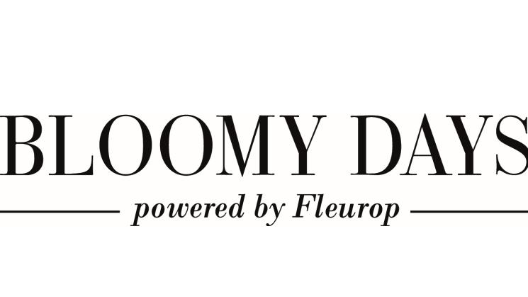 "Neu: ""BLOOMY DAYS powered by Fleurop"""