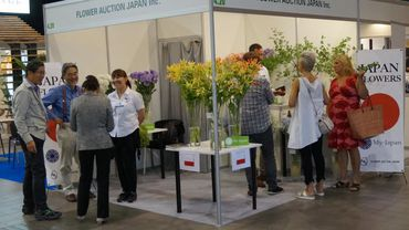 "Flower Expo Poland: ""Collection of Benefits"". Bild: GABOT."