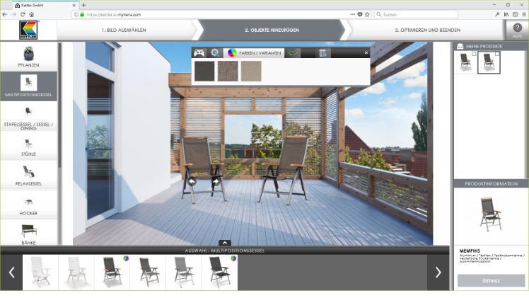 Kettler der neue terrassenplaner for Kann terrassenplaner