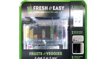 FRUIT LOGISTICA INNOVATION AWARD 2018 - Alberts Powered By Greenyard: The Alberts Smoothie Station.