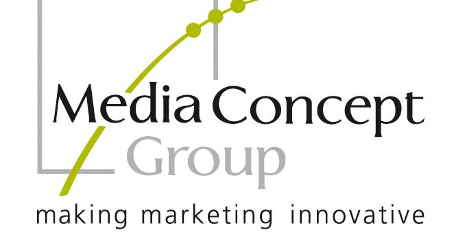 Logo Media Concept Group. Bild: Media Concept Group.