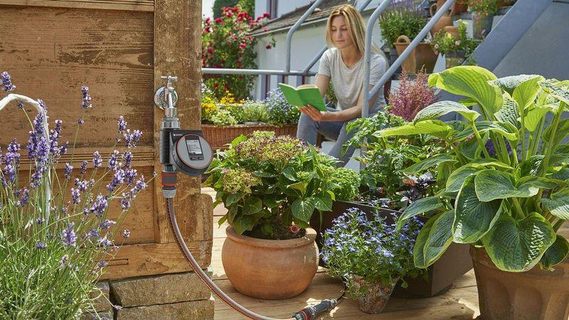Gardena Vollautomatische Und Clevere Gartenbewasserung Gabot De