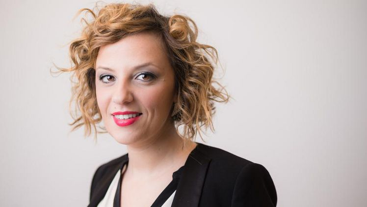 Valentina Candeloro, International Marketing Director bei Mood Media. Bild: Mood Media.