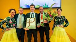 GreenTech Innovation Awards Winner Category Sustainability Ridder Group. Bild: GreenTech.