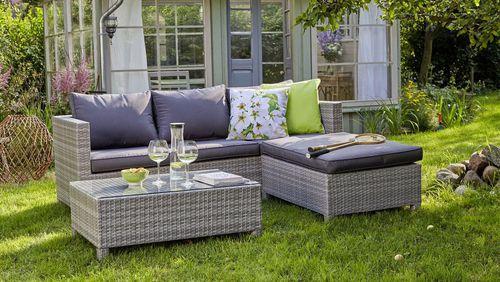 gartenm bel von outdoor f r das leben im freien. Black Bedroom Furniture Sets. Home Design Ideas