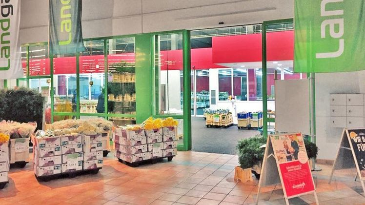 Neue Bloomways Filiale in Chemnitz. Bild: Landgard.