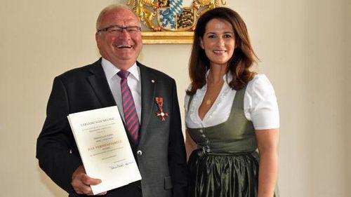 Bayerische Landwirtschaftsministerin