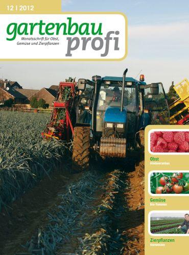 Zum Jubiläum: Aus Monatsschrift wird Gartenbau-Profi | Gabot.de