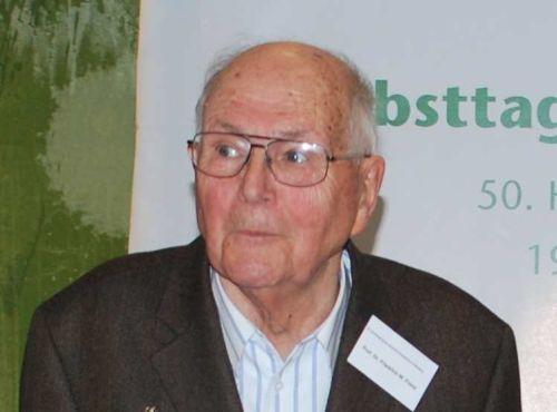 Prof h c dr friedrich wilhelm frenz verstorben - Gartenbau friedrich ...