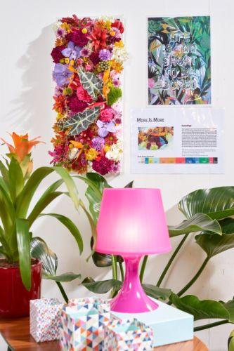 FDF-Floristik-Trends 2016: Flowers in Fashion und Interieur   Gabot.de