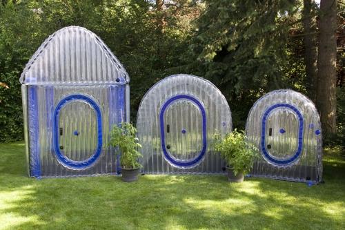 herbagard der aufblasbare winterschutz f r ihre pflanzen. Black Bedroom Furniture Sets. Home Design Ideas