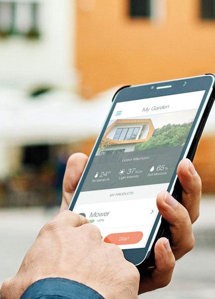 gardena smart system update bringt viele neue funktionen. Black Bedroom Furniture Sets. Home Design Ideas